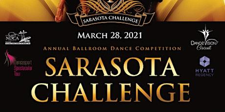 Sarasota Challenge tickets