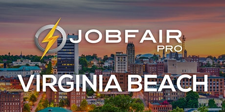Virginia Beach Virtual Job Fair October 28, 2021 tickets