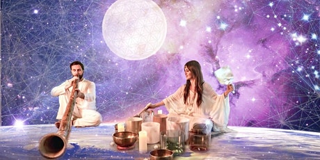 Celestial Full Moon Sound Healing Journey tickets