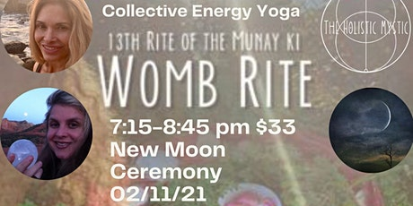 13th Rite of the Womb ceremony tickets