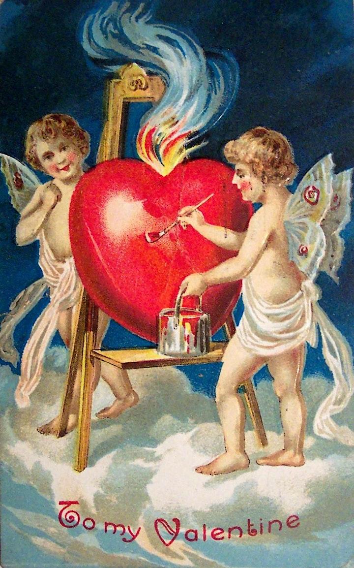 Love in London - A London Walks Valentine's Virtual Tour image