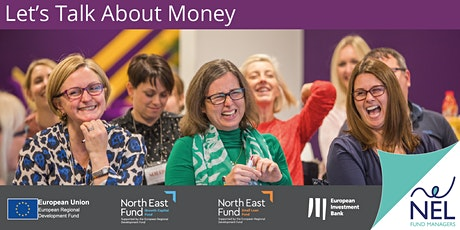 Let's Talk About Money (12 Hours Fully Funded) May 2021 tickets