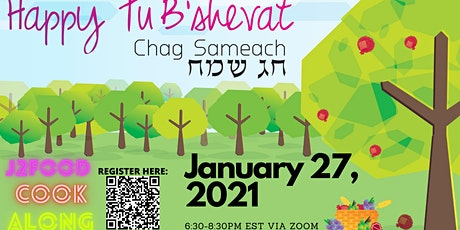 Tu B'Shevat Cook Along tickets