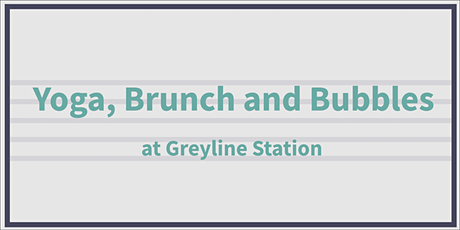 Yoga, Brunch & Bubbles tickets