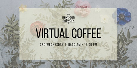 Monthly Virtual Coffee - Build Community & Connections tickets