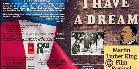 Dr. Martin Luther King Jr. Day Celebration tickets