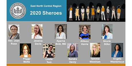 Celebrating our ENC Sheroes tickets
