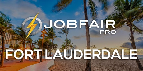 Fort Lauderdale Virtual Job Fair September 7, 2021 tickets