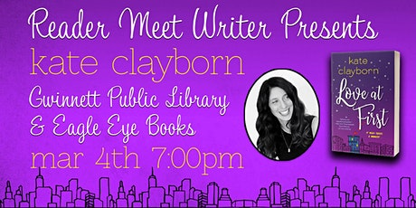 Love at First with Kate Clayborn tickets