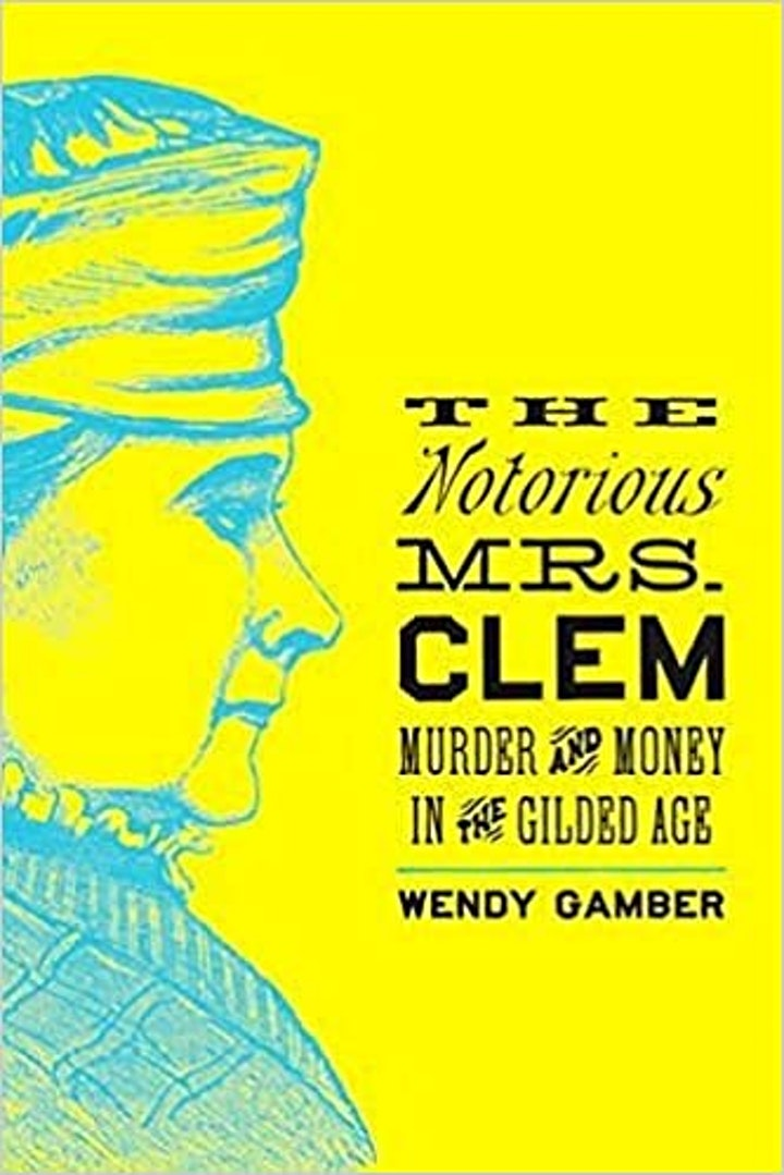 Women's Literary Tea- The Notorious Mrs. Clem image