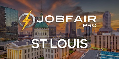 St. Louis Virtual Job Fair Employer July 29, 2021 tickets