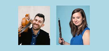 Jonah Sirota & Regina Brady - Music for Viola and Oboe tickets
