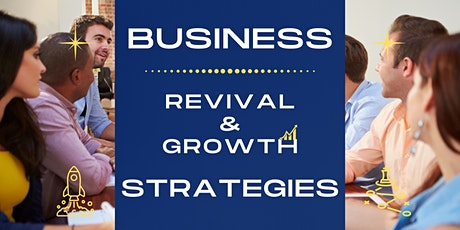 Business Revival & Growth Strategies boletos
