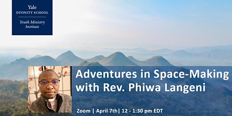 Adventures in Space-Making with the Rev. Phiwa Langeni tickets