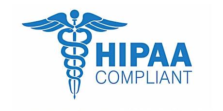 Annual HIPAA Update Live Webinar (2 CEU) tickets