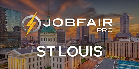 St. Louis Virtual Job Fair Employer October 20, 2021 tickets