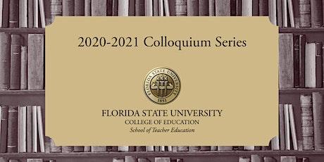School of Teacher Education Research Colloquium - 1/22/21 tickets