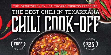 The Best Chili in Texarkana Chili Cook-Off tickets