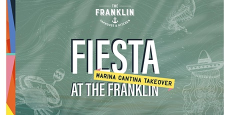 Bottomless lunch :: Fiesta at The Franklin tickets