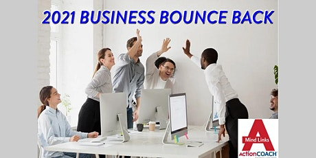 2021 Business Bounce Back tickets