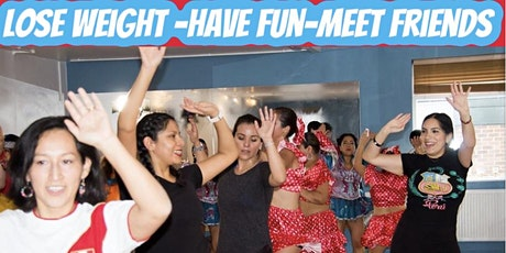 FREE Latin Fitness Dance Workshop (Peruvian) tickets