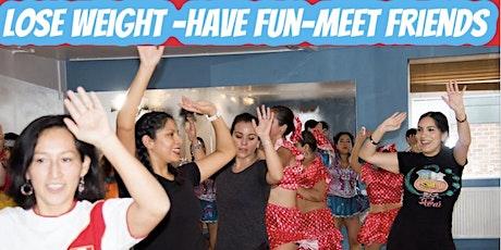 FREE Latin Fitness Dance Workshop (Peruvian) tickets