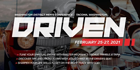 WA DISTRICT Men's Conference 2021 tickets