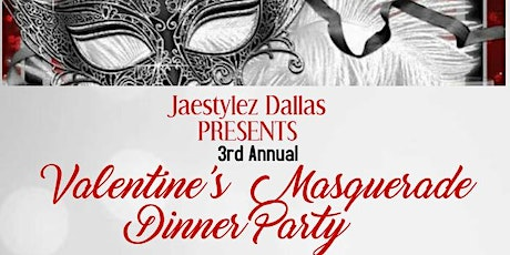 Valentine's Masquerade Dinner Party tickets