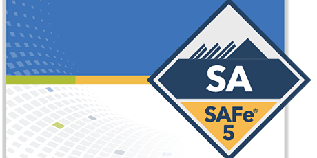 SAFe® Agilist - Leading SAFe 5.0 tickets