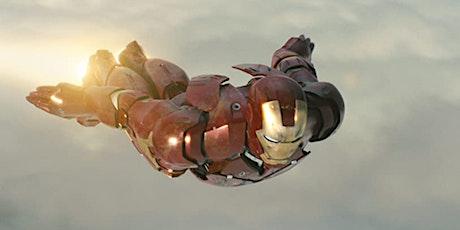 QUANTICO - Movie: Iron Man- PG-13 tickets