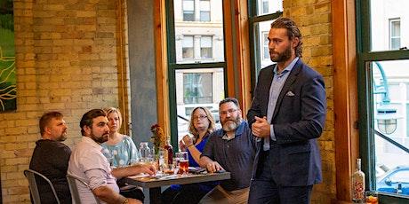 Wisconsin Whiskey Distilleries Dinner tickets