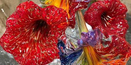 Creating Flowers with HOT Glass with multi-talented artist Kenton Pratt tickets