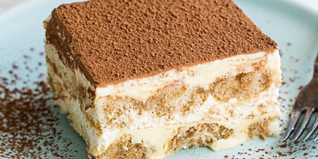 UBS - Virtual Cooking Class: Tiramisu - DEMO tickets