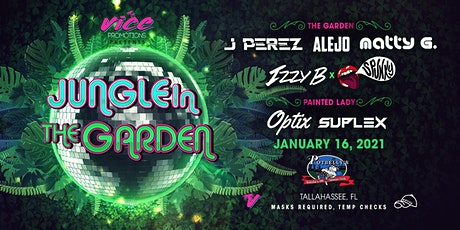 Vice Promotions Presents Jungle in the Garden tickets
