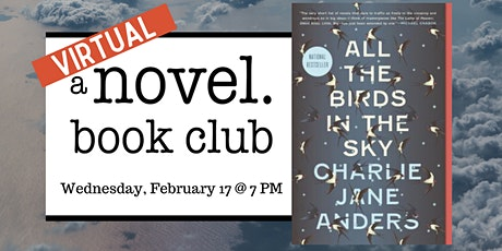 A Novel Book Club: All the Birds in the Sky tickets