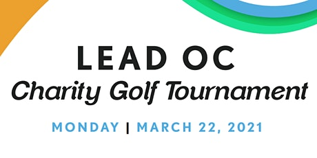 LEAD OC | 2021 Charity Golf Tournament tickets