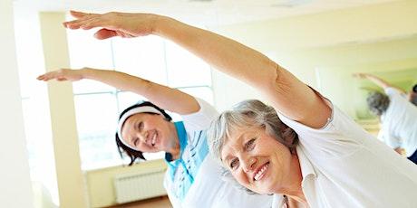 Dance to Wellness  Stretch & Release Class tickets