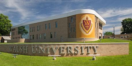 Walsh University DPT Community Clinic 2021 tickets