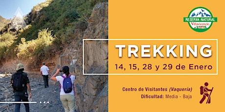 Trekking en Reserva Natural Villavicencio entradas