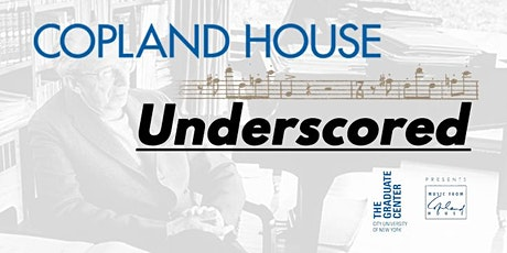 UNDERSCORED: Musto Cello & Piano Sonata tickets