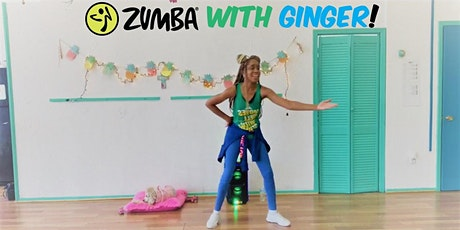 Zumba with Ginger! tickets