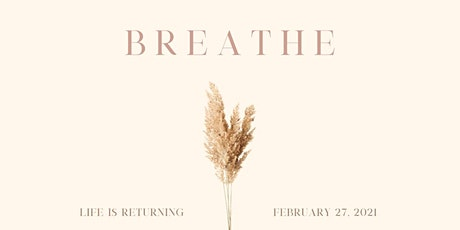 Breathe 2021 Women's Conference tickets