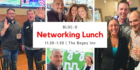 BLOC-O Networking Lunch at  The Bogey Inn tickets