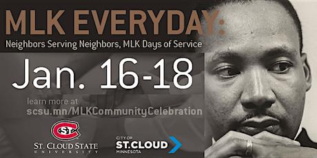 MLK Everyday Neighbors Serving Neighbors tickets