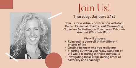 January Meeting - Reinventing Ourselves tickets