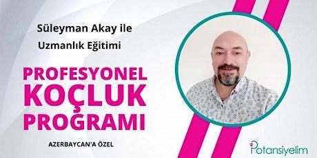 Profesyonel Koçluk Programı (Azerbaycan Sınıfı) tickets