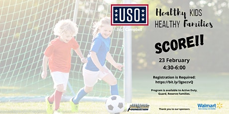 Healthy Kids, Healthy Families | SCORE tickets