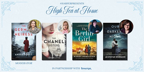 #HarperPresents: Winter High Tea at Home tickets