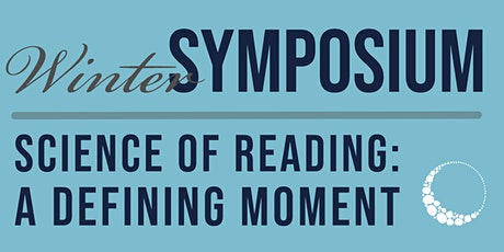 Science of Reading: A Defining Moment tickets