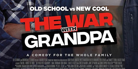 """Movies on Wheels at St. Ambrose presents """"War with Grandpa"""" tickets"""